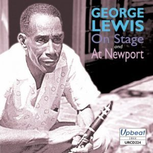 George Lewis On Stage and at Newport