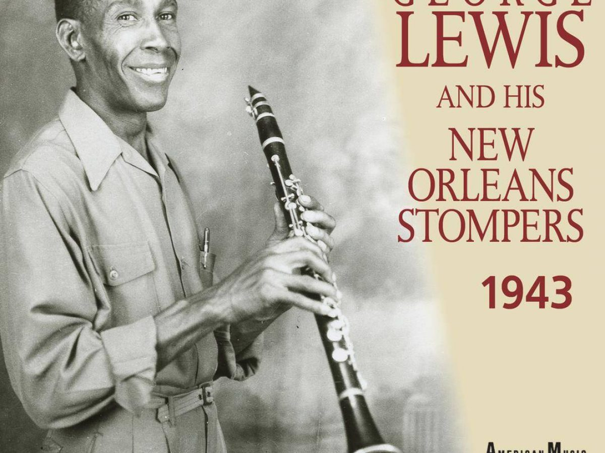 George Lewis at the Beginning – The Syncopated Times