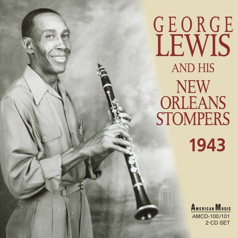 George Lewis New Orleans Stompers