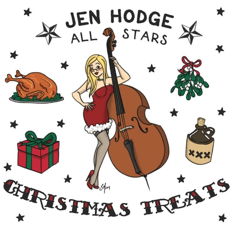 Jen Hodge Christmas Treats
