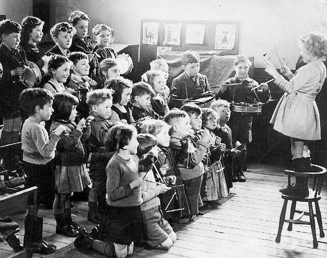 Vintage Music Class