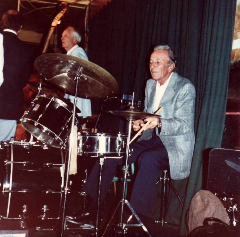 Nick Fatool Drummer 1988