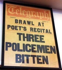 Poets Riot