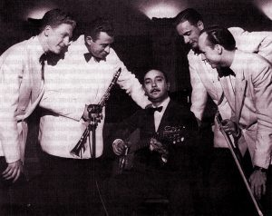 The Ekyan-Reinhardt quintet.