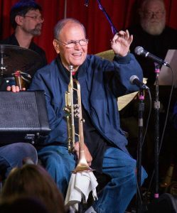 Jack Sheldon West Coast Jazz Trumpeter and voice of School House Rock has Died.