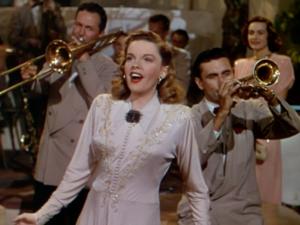 Judy Garland Johnny One Note