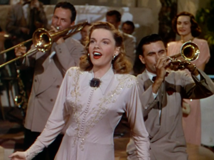 Judy Garland Johnny One Note