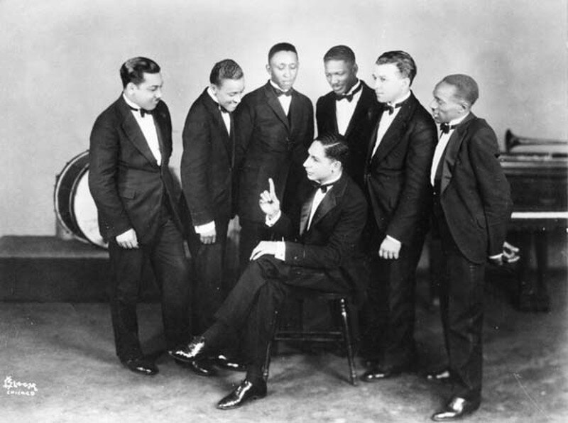 1926: Jelly Roll Morton's Red Hot Peppers