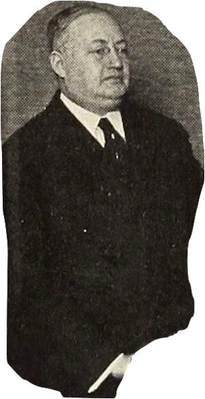 Old man Fred Hager(1918)