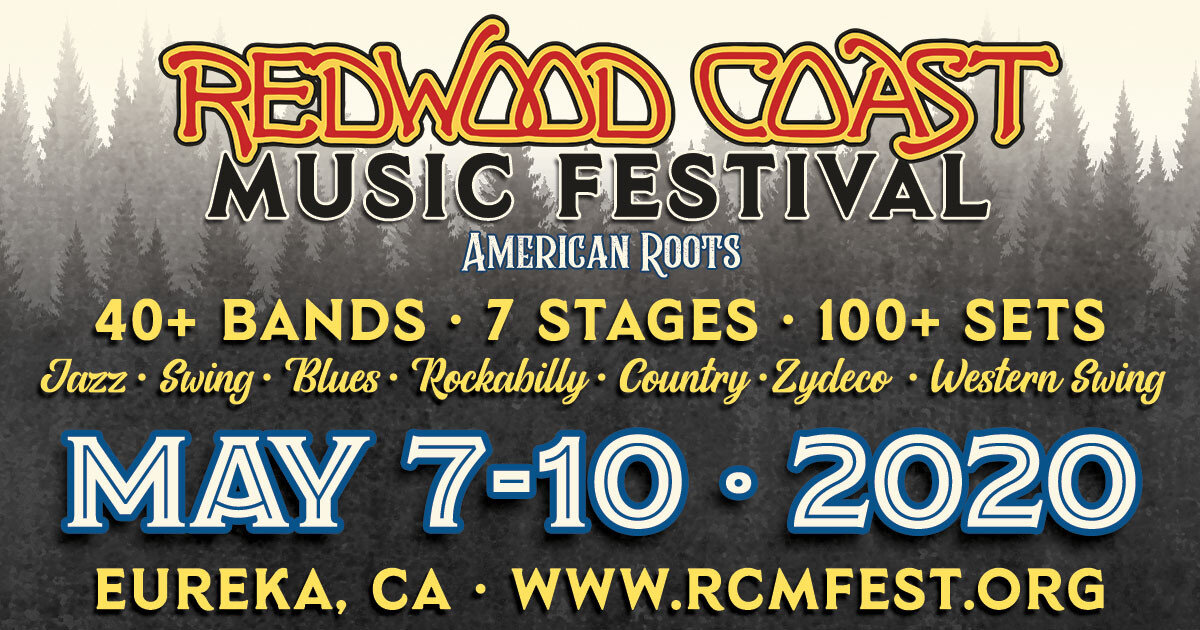 Redwood Coast Music Fest 2020