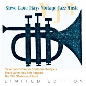 Steve Lane Plays vintage jazz music