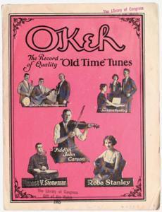 Stoneman Okeh Country Catalog