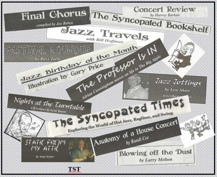 Syncopated Times COLLAGE