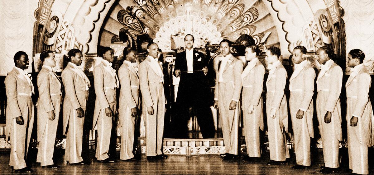 Clayton's Gentlemen of Jazz