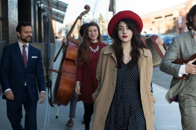 Avalon Jazz Band Photo Amos Rose