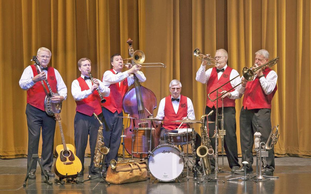 Barbary Coast Dixieland Jazz Band