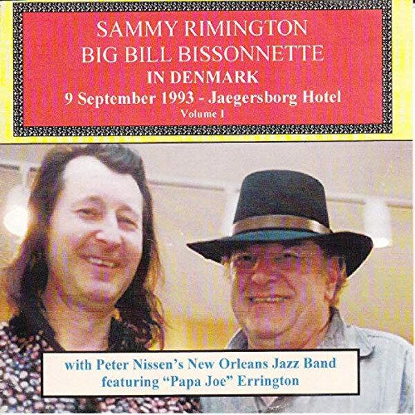 Big Bill sam Rimington in Demark