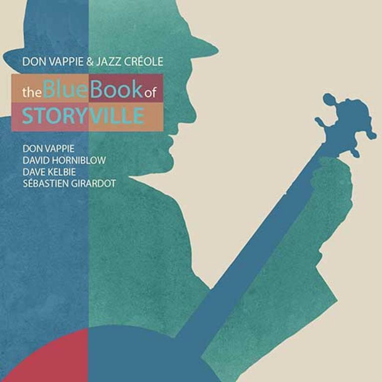 Blue Book Storyville Don Vapie jazz creole