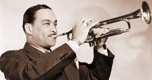 Buck Clayton trumpet