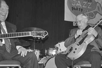 Bucky Pizzarelli + Mundell Lowe