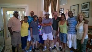 Bryan Cather Arthur Marshall family