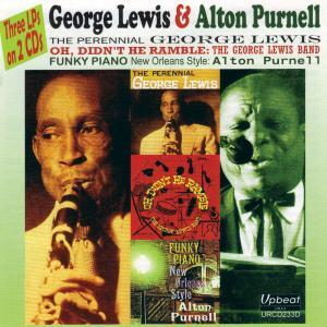 George Lewis & Alton Purnell