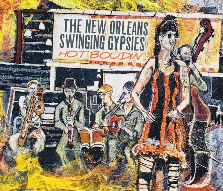 Hot Boudin New Orleans Swing Gypsys