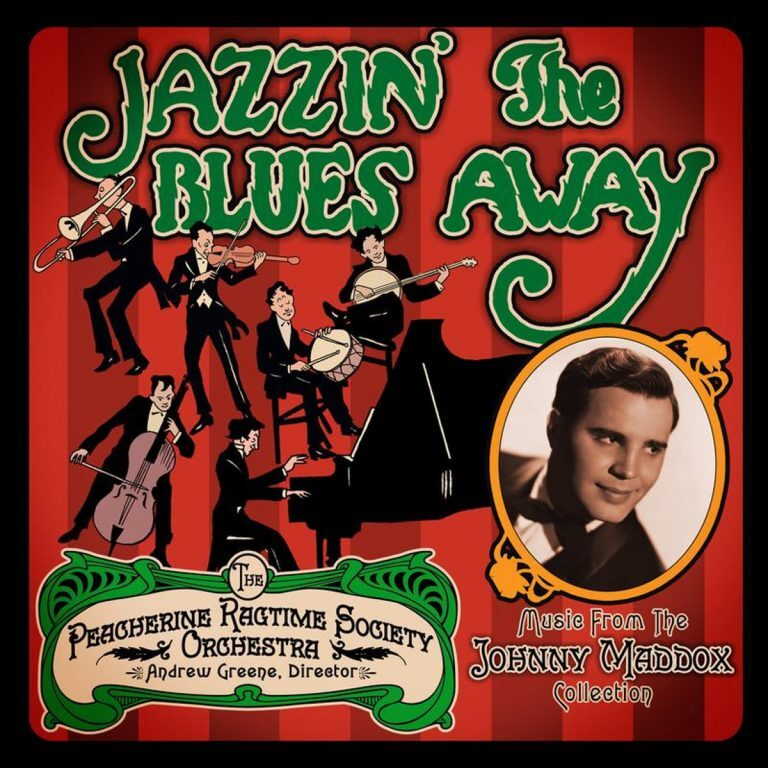 Jazzin the Blues Peacherine Ragtime