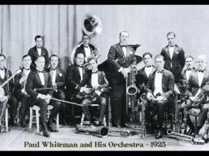 Paul Whiteman Orchestra 1923