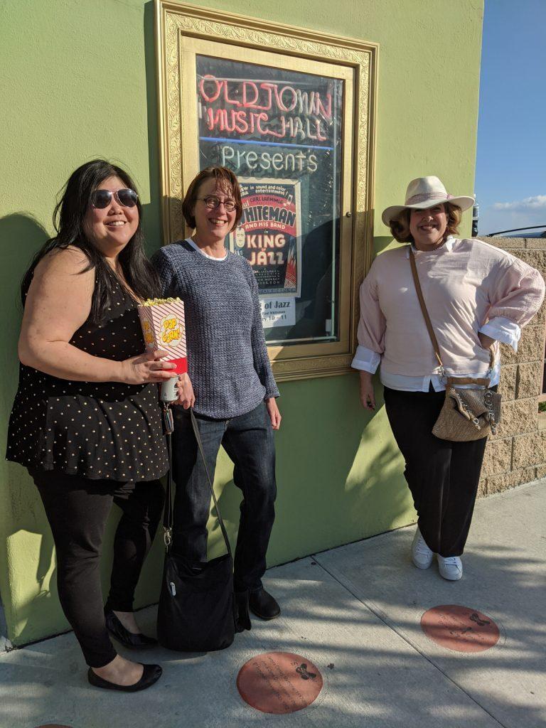 Laura Cavera, Katie Cavera, and Randi Cee