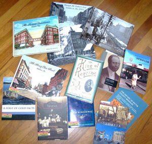 SEDALIA BOOKS