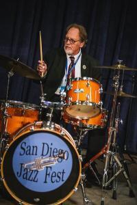 San Diego jazz Fest 2019 Hal Smith
