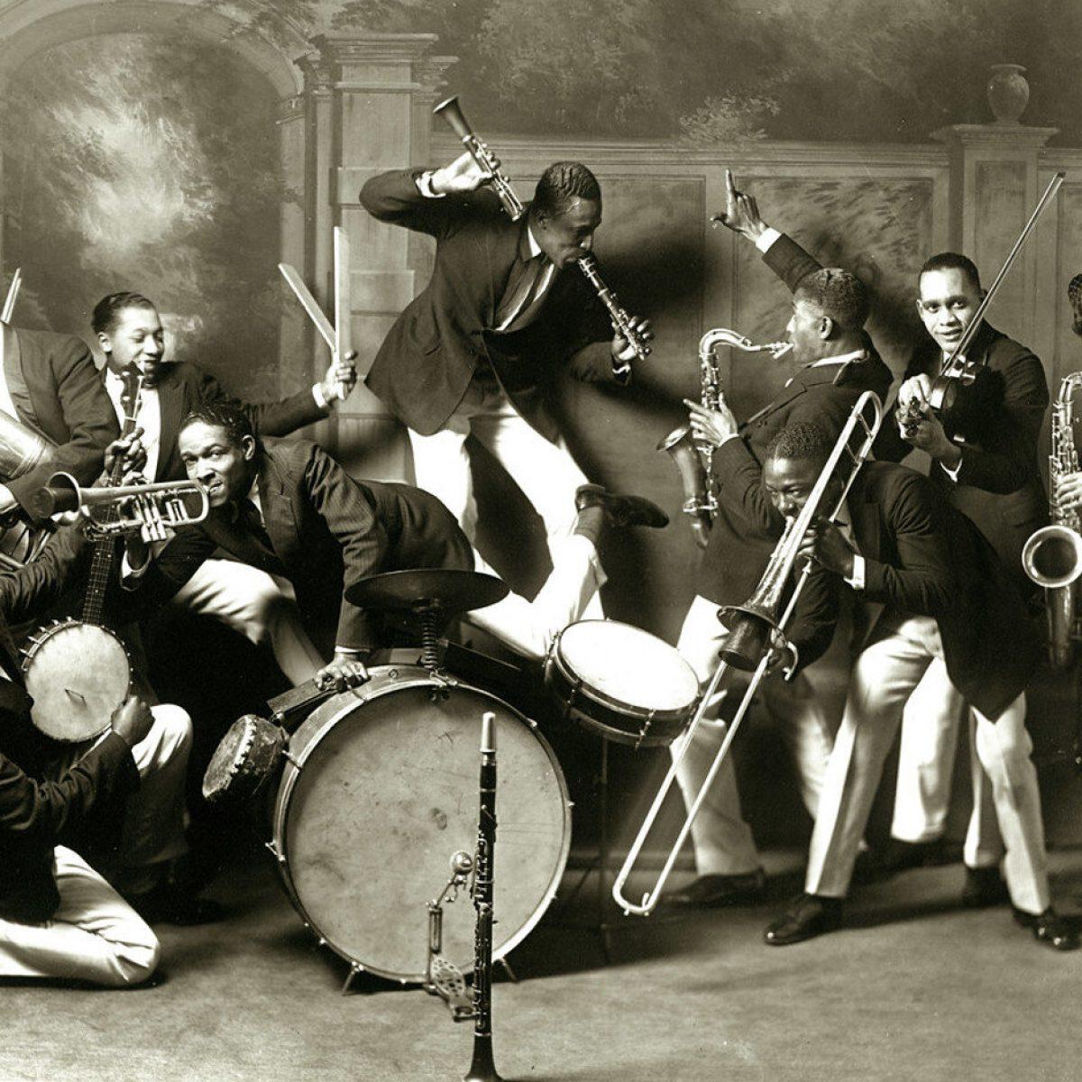 St Louis Cotton Club Band 1925