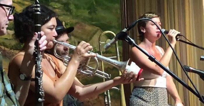 Tuba Skinny Shaye Erica Todd