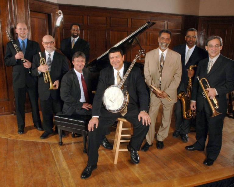Don Vappie Creole jazz Serenaders