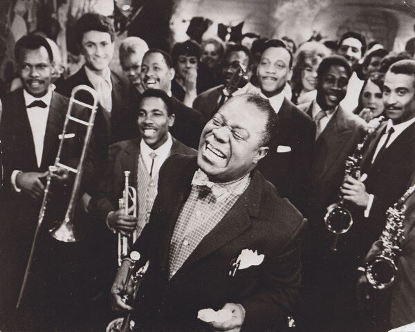 Louis Armstrong 1961