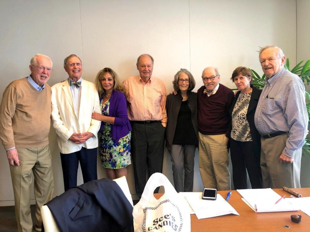 SFTJF Meeting - July 2019