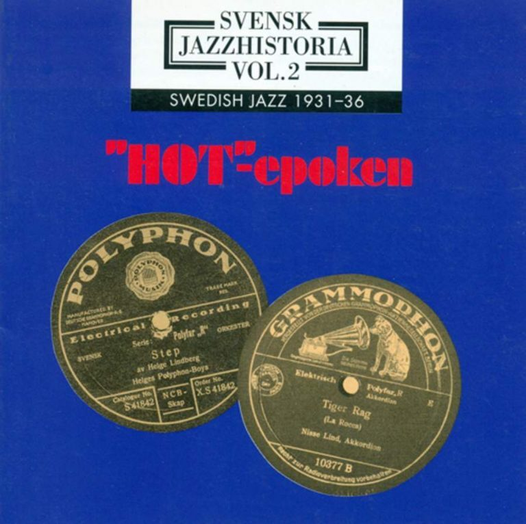 Swedish jazz Vol 2