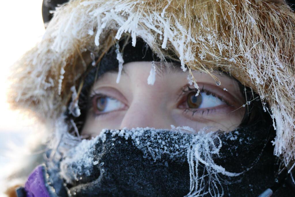 Tatiana Eva-Marie Arctic Circle
