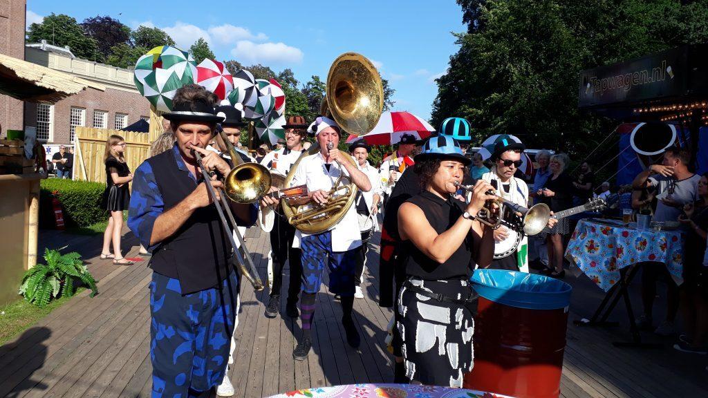 Tuba Skinny Circus