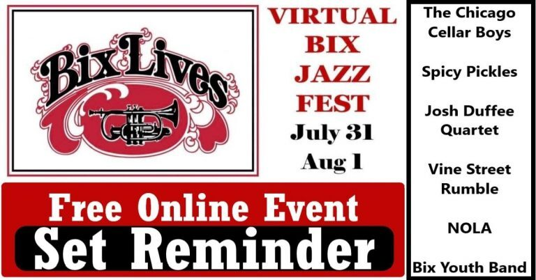 facebook 768x402 - Bix Fest Virtual Event July 31st and August 1st