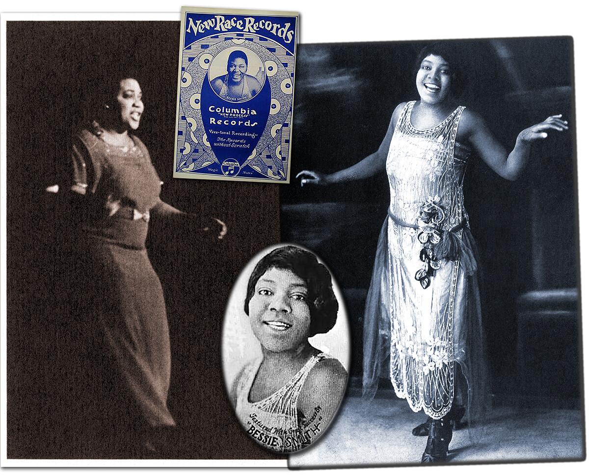 Bessie Smith at The Apollo Theater