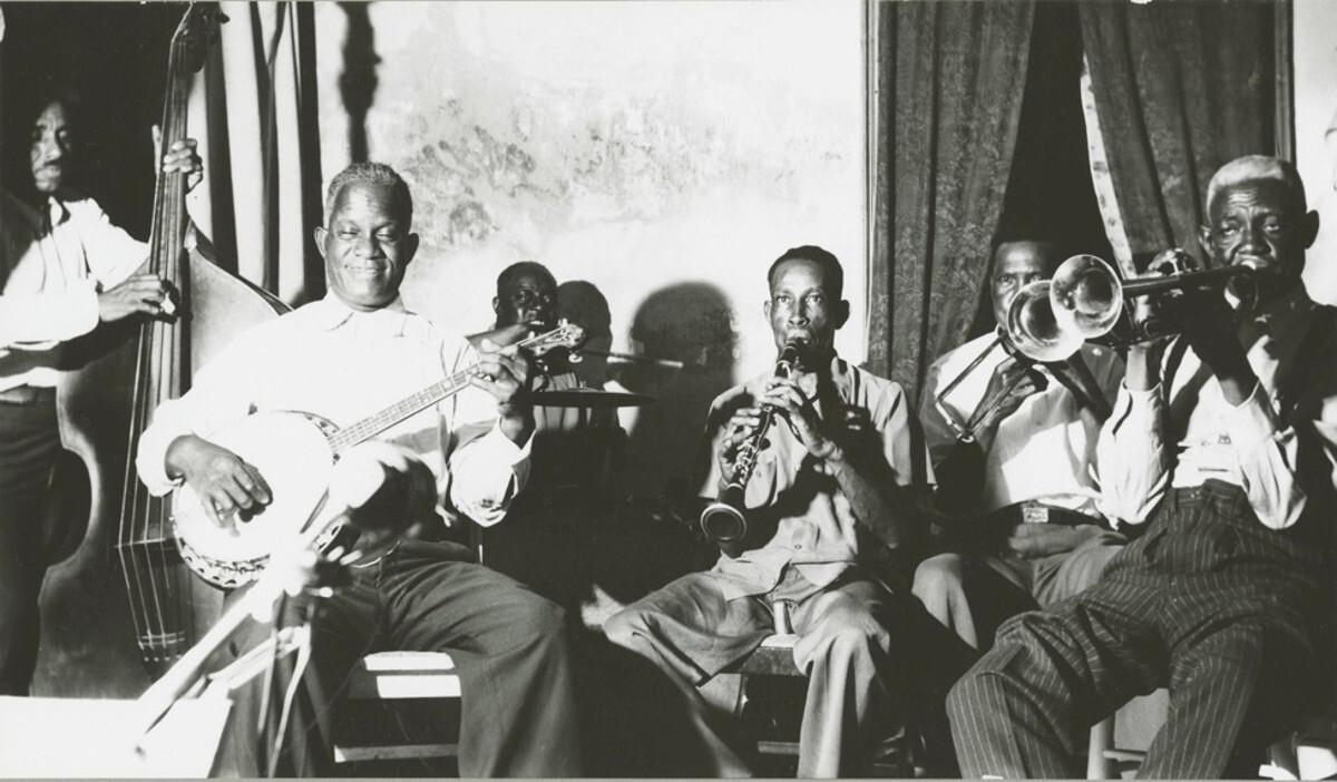 Bunk_Johnson_-_1945_New_Orleans