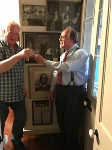 John Gill and Hal Smith