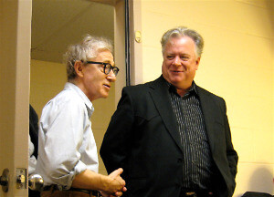 John Gill and Woody Allen
