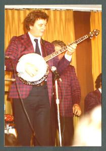 John Gill banjo-78