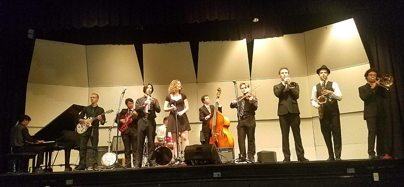 MBHS Preservationist Band