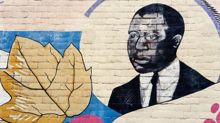 Scott Joplin Todd Snodgrass Mural Detail
