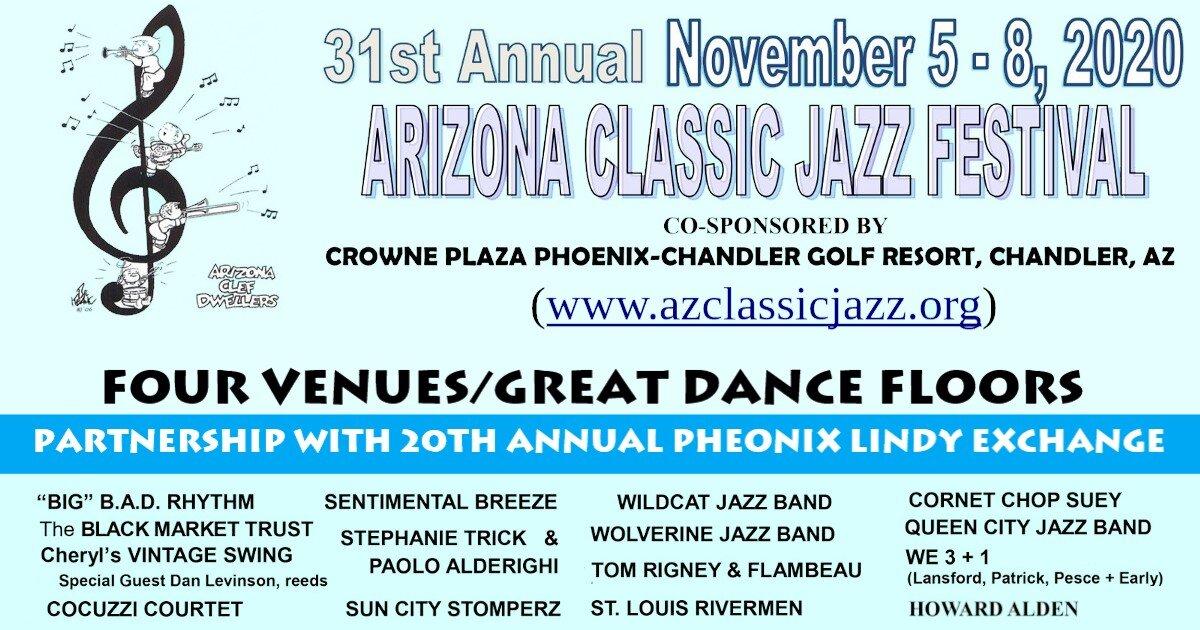 Arizona Classic Jazz Festival