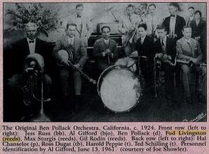 Ben Pollack Californians
